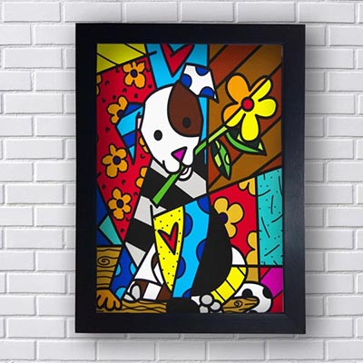 Kit Romero Britto