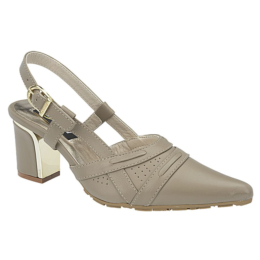 Sapatos Salto 6cm - 1238BO