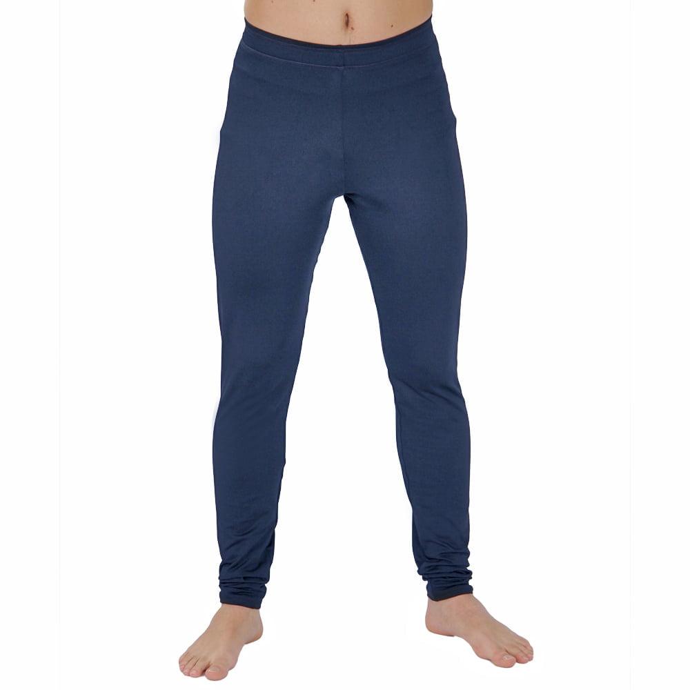 Calça Térmica Masculina Segunda Pele - Azul Marinho