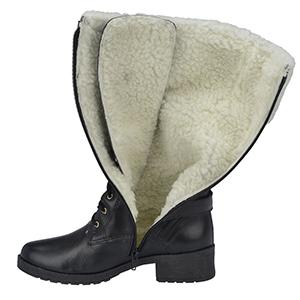 Botas Para Neve Forradas com Lã Sintética - 21005nBR