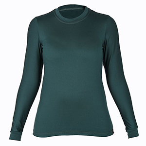 Blusa Térmica Feminina Segunda Pele Thermo Plus - Verde