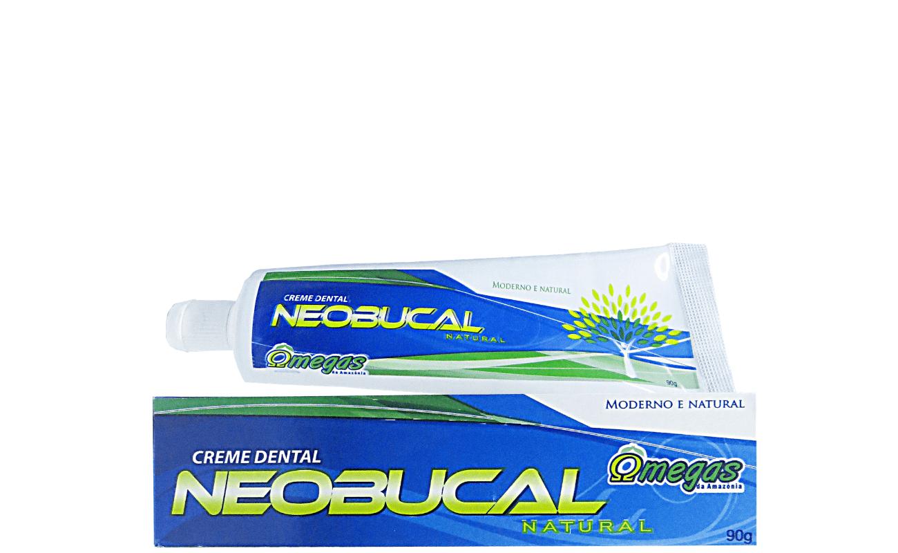 Neobucal Creme Dental Sem Flúor