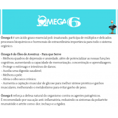 Kit Omega 3 Capsulas 3 Unidades