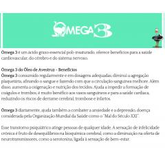 Kit Omega 3 Essencial Capsulas