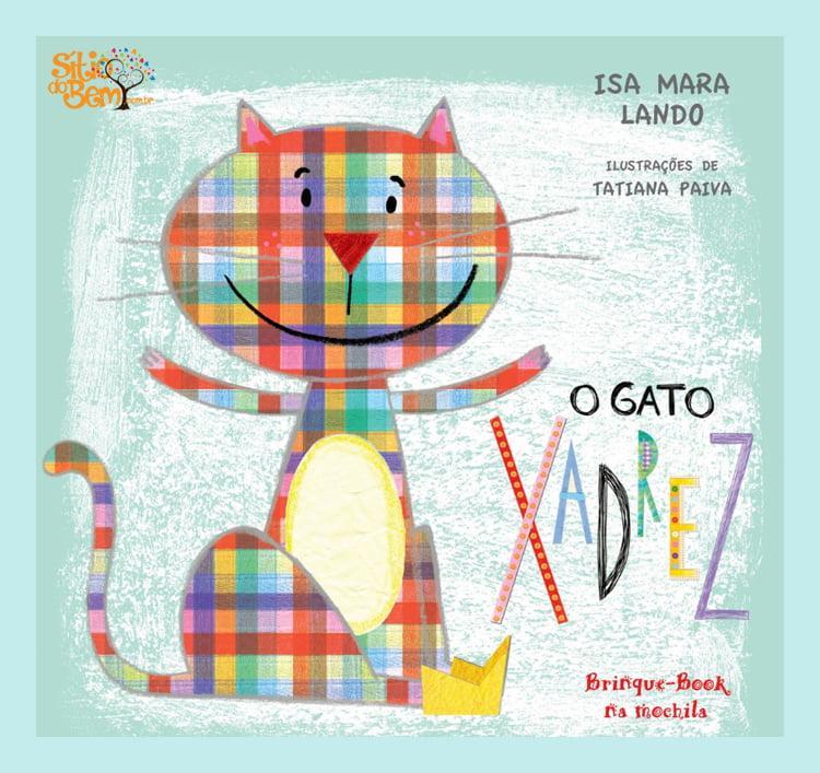 Livro O Gato Xadrez