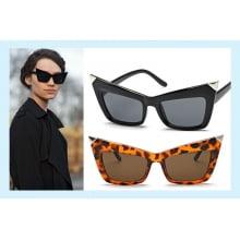 Óculos de Sol Cat Eye Royal Girl