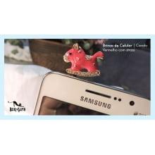 Plug de celular cavalo