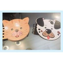 Cadernetas Cão e Gato