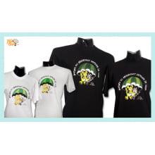 Camiseta desenho meio ambiente amparo ou abandono