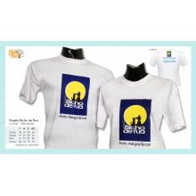 9495a1d55 Camiseta com estampa logotipo do Bicho de Rua - Sítio do Bem.