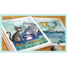 Kit Filé de Gato | Compre 2 livros + 10 reais e leve uma camiseta Filé de Gato