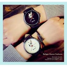 Relógios de Pulso Mocca Desenho de Cachorro