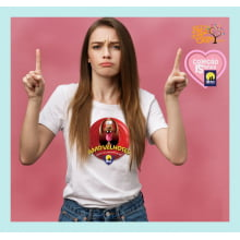 Camiseta da ONG Bicho de Rua | Amo Velhotes