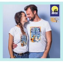 6dae1e6cc Camiseta da ONG Bicho de Rua