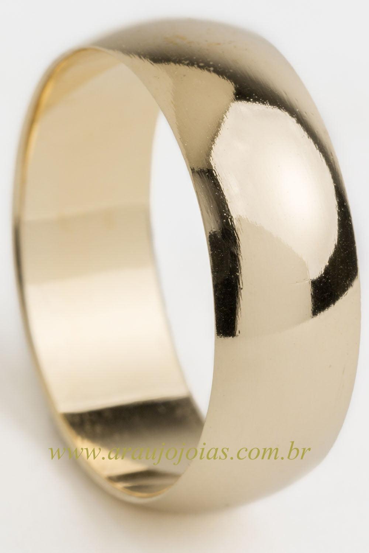 d4a41cb2f2a aliança de casamento em ouro 18k 750 Roma