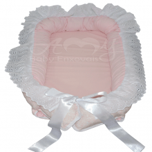 Ninho de bebê borboleta - 0 á 6 meses