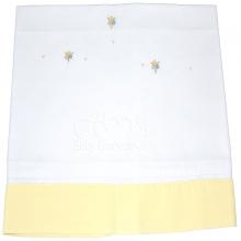 Presente para recem nascido rococó clorido amarelo - 6 peças