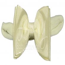 Faixa meia de seda laço chanel amarela - RN