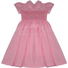 Vestido casinha de abelha rosa bella - 3 anos