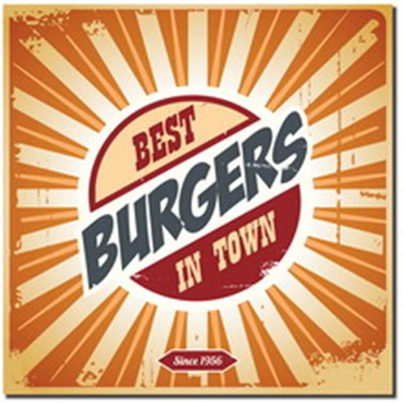 Best Burgers- Quadros