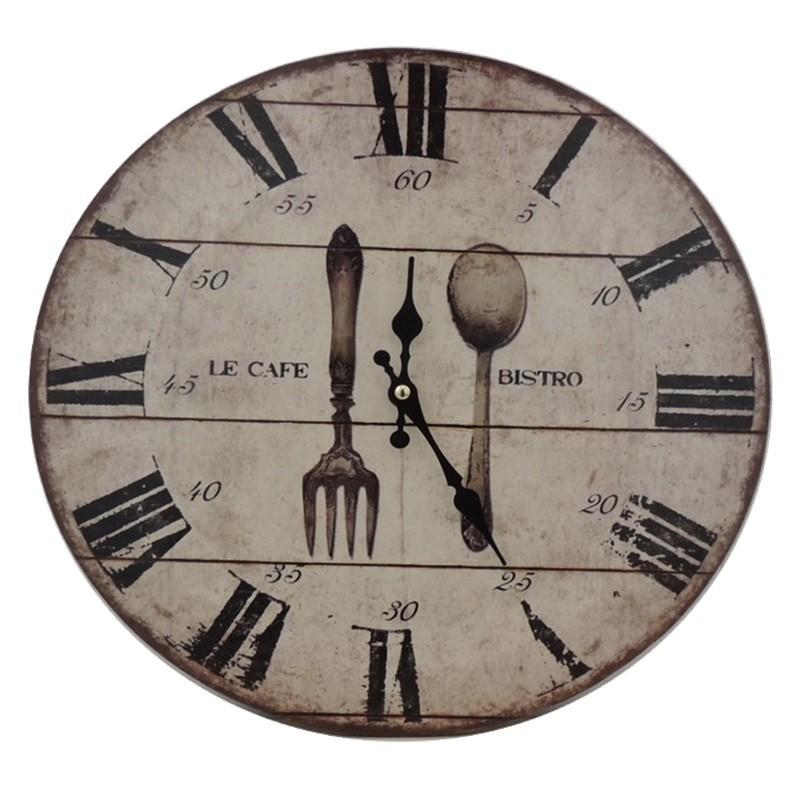 Le Café Bistro - Relógios Retrô
