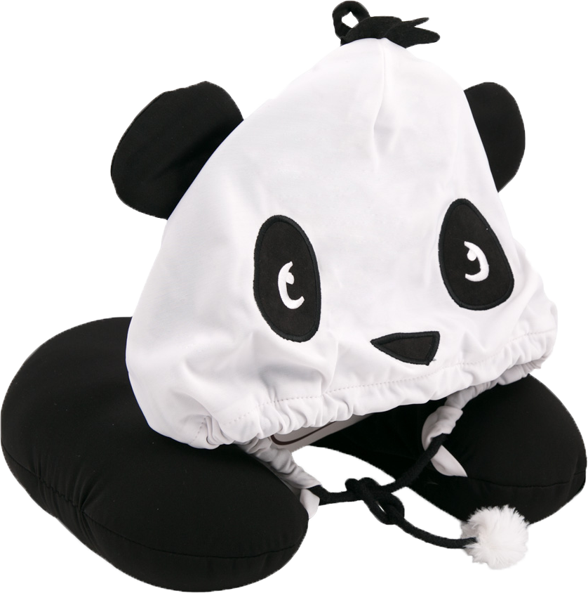 Panda - Almofada com Capuz