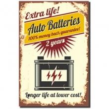 Auto Batteries- Quadros