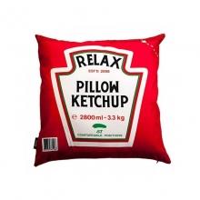 Relax Ketchup - Almofada