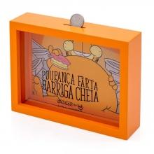 Garfield - Cofre Porta Retrato