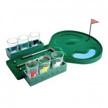 Jogo Mini Golf com Drinks