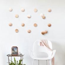 Confetti Cobre- Conjunto Decorativo