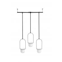 Triflora - Kit com 3 Vasos de Parede