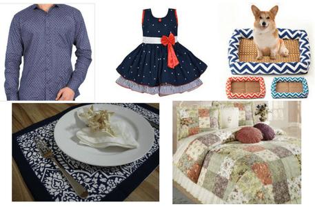 tricoline algodão estampada roupas patchwork artesanato