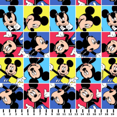 Tricoline Personagens Mickey MK002C01