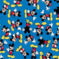 Tricoline Personagens Mickey MK011C02