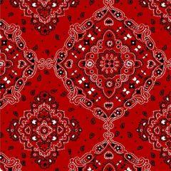 Tricoline Bandana Vermelha DX2272-03