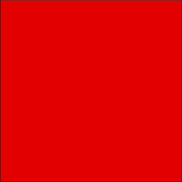Tricoline 100% Algodão Lisa Vermelha P352 TECIDO TRICOLINE LISO