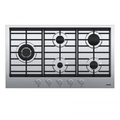 COOKTOP GORENJE 5BCS HOME MADE 88CM GAS INOX 220V