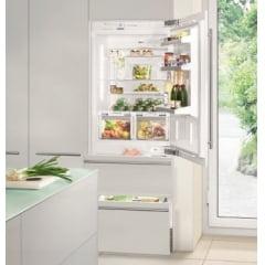 Refrigerador de Embutir Revertível 400 litros Liebherr 127 V
