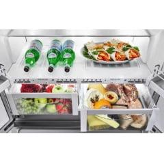 Refrigerador de Embutir C/ Porta Revertível 400 L LIEBHERR 127 V