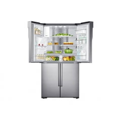 REFRIGERADOR COOL SELECT 4 PORTAS 564L INOX DISPENSER 127V SAMSUNG