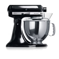 Batedeira Kitchenaid Stand Mixer Artisan Black 220V