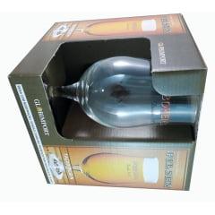 Conjunto de Taças Bohemia Pilsen para Cerveja 4 unidades 380ml