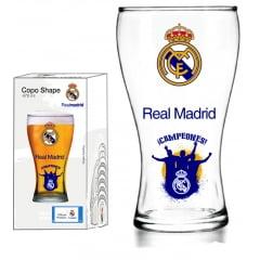 Copo Shape 470ml Real Madrid Torcida