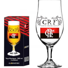 Taça Munique 380ml Flamengo CRF