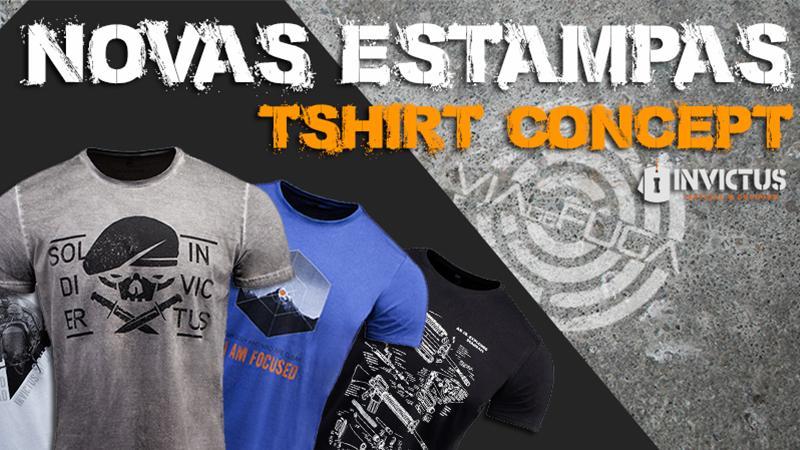 Camisas Concept Invictus