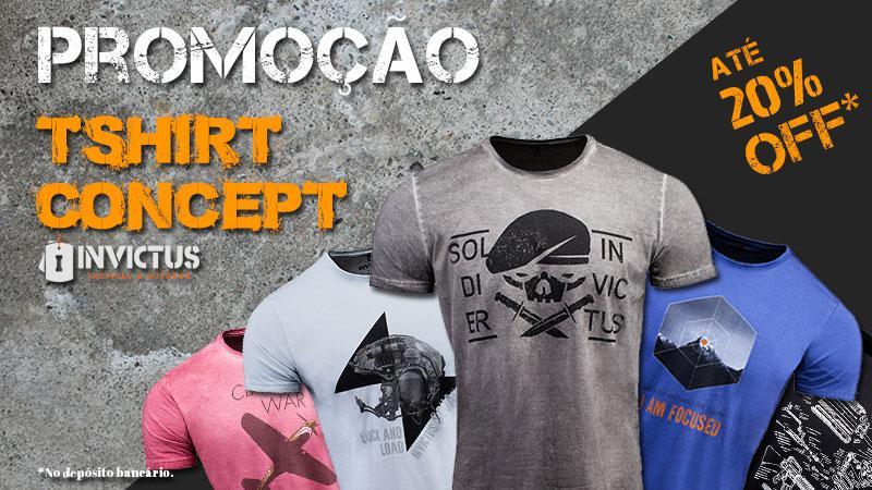 promo camiseta