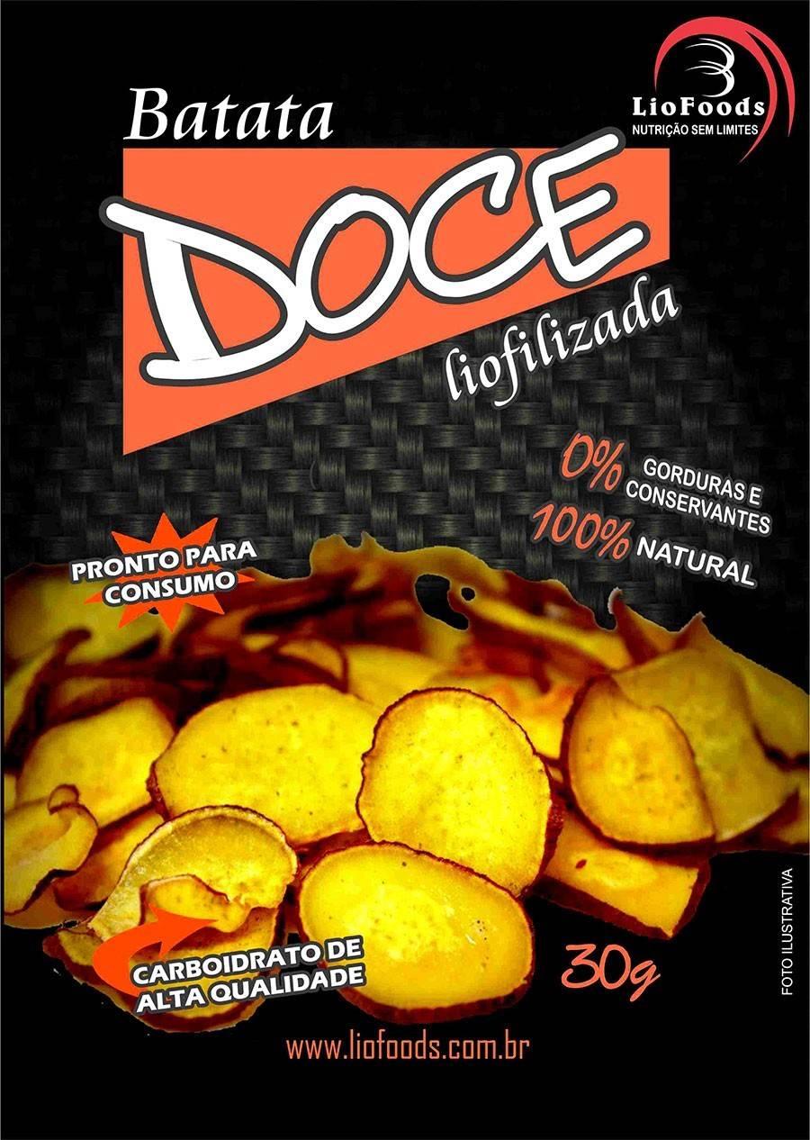 COMIDA LIOFILIZADA CHIPS DE BATA DOCE LIOFOODS