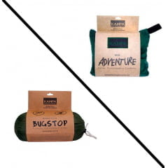 KIT KAMPA - REDE ADVENTURE + BUGSTOP