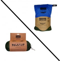 KIT KAMPA - REDE JOY + BUGSTOP